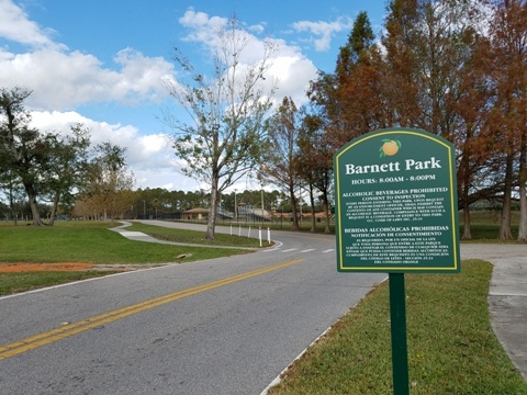 Pine Hills Trail, Barnett Park, Bike Orlando, Orange County