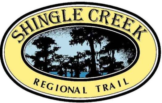 Shingle Creek Trail, Orlando biking