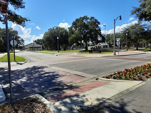 Sanford, Florida, biking, Seminole County, Lake Monroe, Sanford Riverwalk